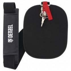 Ремень для триммера плечевой с защитой бедра, Denzel 96368