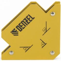 Магнит для сварочных работ усилие 25 LB// Denzel 97551