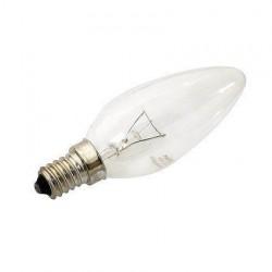 Лампа Camelion В 40Вт Е14 свеча прозрачная CL