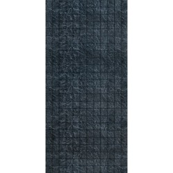 Панель стеновая МДФ 1220х2440х3мм Черный Дымчатый 10х10