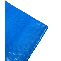 Тент полиэтиленовый 4-х слойный ламинированный X-Glass 3х5 м, 80гр/м2