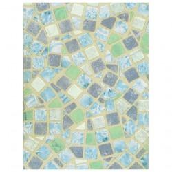 Пленка самокл. 8321 0,45*8м Hongda мрамор, цветная