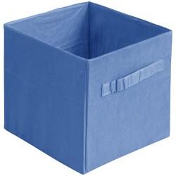 Коробка стеллажная 310х310х310 Светло-синий