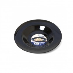 Тарелка для пасты Френдс Тайм Luminarc черный стекло M0064