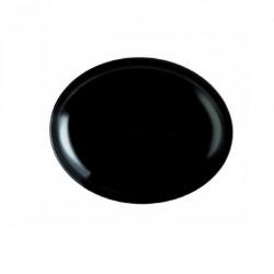 Тарелка для стейка Френдс Тайм Luminarc черный стекло M0065