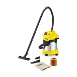 Пылесос для влажной и сухой уборки 1000Вт, 17л Karcher WD 3 P PREMIUM 1.629-891.0