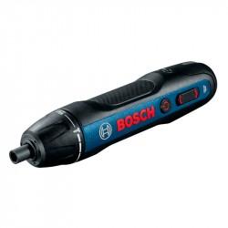 Аккумуляторная отвертка Bosch GO 2,  6.35мм (1/4), встр.акк., 06019H2100