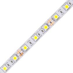 Лента светодиодная Volpe ULS-Q221 5050-60LED/m-10mm-IP20-DC12V-14,4W/m-5M-RGB