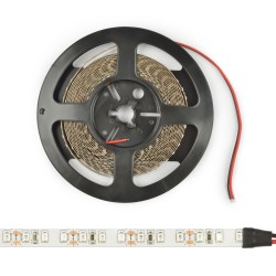 Лента светодиодная Volpe ULS-M13-2835-120LED/m-8mm-IP20-DC12V-9,6W/m-5M-6500K Profi