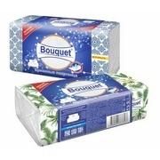 """Полотенца бумажные 75листов """"Bouquet"""" Bouquet двухслойные"""
