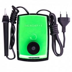 Электроприбор для выжигания 20Вт с подставкой, 5 проекций и 1 зап.игла, Сибртех 91304