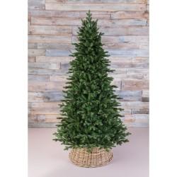 Ель 185см Шервуд Премиум Triumph tree стройная зеленая 73920