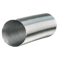 Канал-воздуховод гибкий гофрир. 140мм, алюминиевый до 3м, Вентс