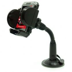 Держатель телефона КПК, GPS автомобильный телескопический AVS AH-2116-D