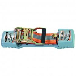 Ремень для фиксации груза 10м с крюками и храповым механизмом Automatic STELS 54366