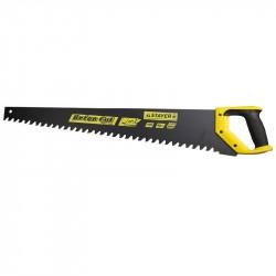 Ножовка по пенобетону 700мм 2-комп.ручка, шаг зуба 20мм, STAYER 2-15097