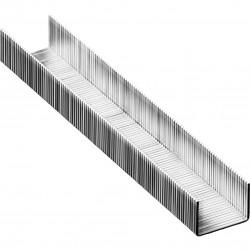 Скобы для степлера тонкие 8мм, тип 53, 1000 шт Зубр 31625-08
