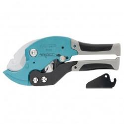 Ножницы для резки изделий из ПВХ, D до 36 мм, 2-компонентные рукоятки, рабочий столик Gross