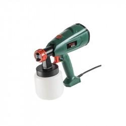 Краскораспылитель Hammer Flex PRZ350, нижний бачок, 0,8л, 350 вт, 0-700л/мин, 60 DIN