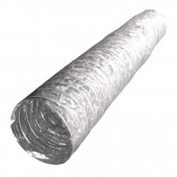 Канал-воздуховод гибкий армированный 406мм, метал.пленка до 10м, Af406, ЭРА