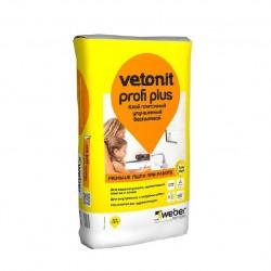 Клей для плитки Weber.Vetonit Profi Plus, 25 кг