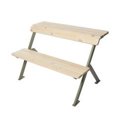Скамейка Domino 120см