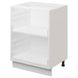 Каркас шкафа напольного 600х820 мм, с 2-умя ящиками