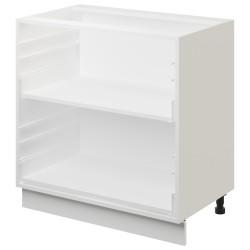Корпус стола 1С 2Я 800 белый