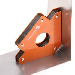 Магнитный держатель для сварки для 3 углов., усилие 34 кг Forceberg 9-4014526