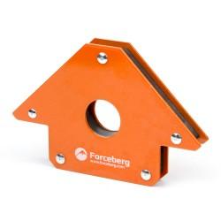 Магнитный угольник для сварки для 3 углов, усилие до 23 кг Forceberg 9-4014524