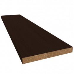 Наличник плоский,ламинация 2150х70х5.5мм,венге