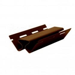 Угол внутренний для сайдинга FineBer, цвет могано, 3.05 м