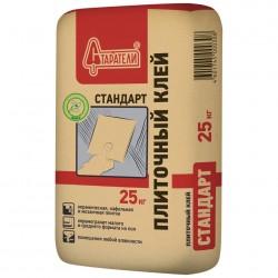 Клей для плитки Старатели Стандарт, 25 кг