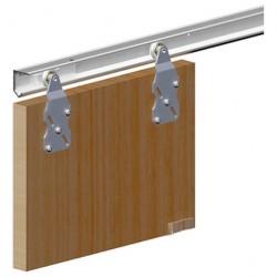 Комплект фурнитуры к раздвижным дверям VALCOMP SATURN ST18 900мм 2201021