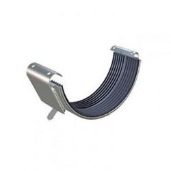 Соединитель желоба оцинкованный, d-125 мм