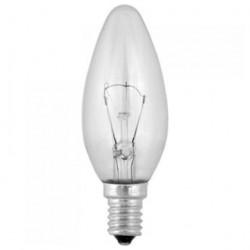 Лампа Camelion В 60Вт Е27свеча прозрачная CL