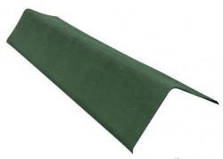 Элемент щипцовый, цвет зеленый, 1000 х 290 мм
