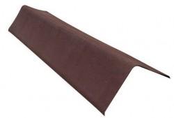 Элемент щипцовый, цвет коричневый, 1000 х 290 мм
