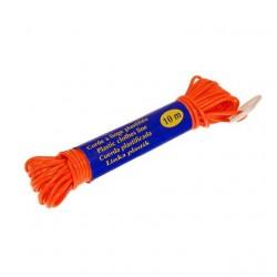 Веревка для белья пластик 10м ЭКО