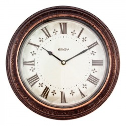 Часы настенные кварцевые ENGY модель ЕС-19 круглые