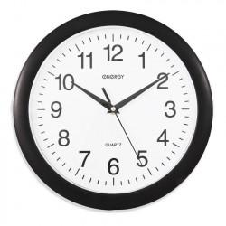 Часы настенные кварцевые ENERGY модель ЕС-02 круглые