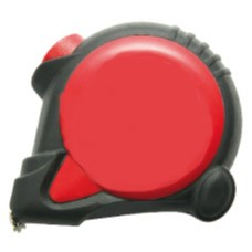 Рулетка 10м 25мм автостоп магнит резино-пласт.корпус PQtools 2501518