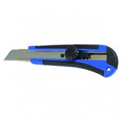 Нож 18мм резино-пластиковый корпус Twist-lock T4P 2701007