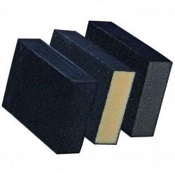 Губка для шлифования 100*70*25мм мелкая Р120 PQtools 2209001