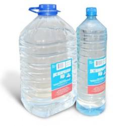 Вода дистиллированная 1,0л Glanz 14210