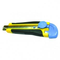Нож 18мм с выдвижным лезвием, усиленный Santool 020504