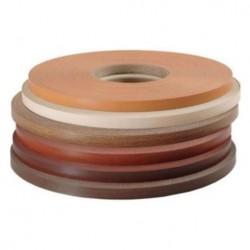 Кромочная лента меламиновая с клеем 19 мм - вишня оксфорд (5 м)