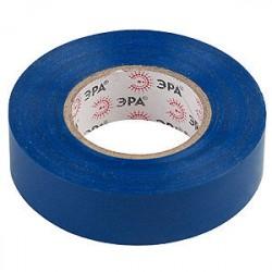 Изолента ПВХ 15мм*20м*0,15мм синяя, Эра