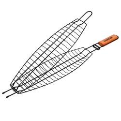 Решетка-гриль для рыбы, большая с антип. покрытием BOYSCOUT 61309