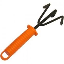 Рыхлитель PARK 3-х зуб. пластмассовая ручка HG0388С